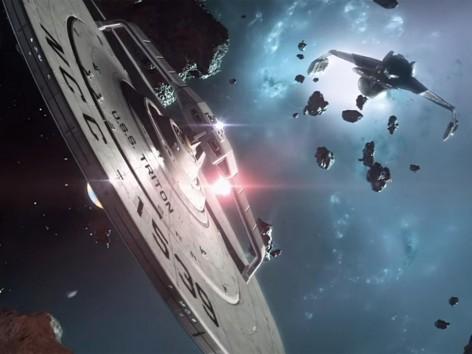 axanar ship fight