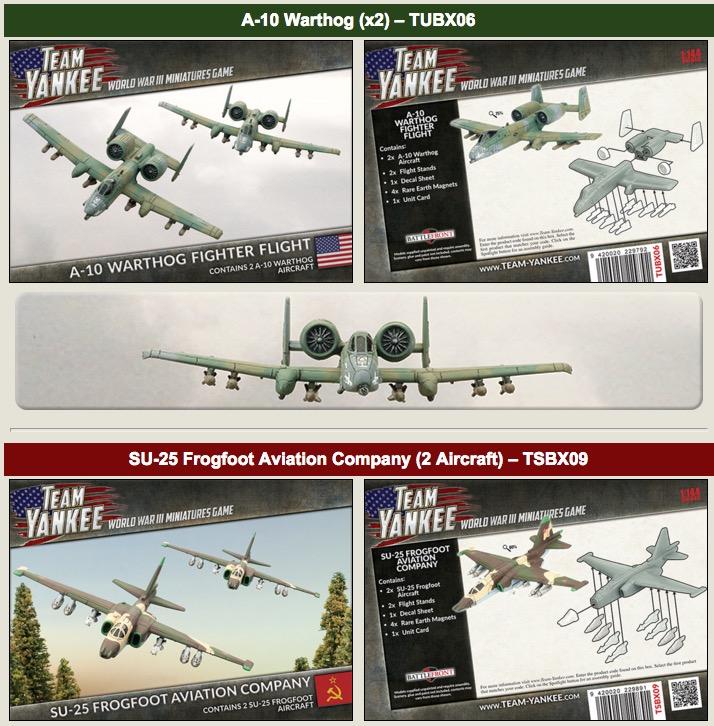 team-yankee-aircraft
