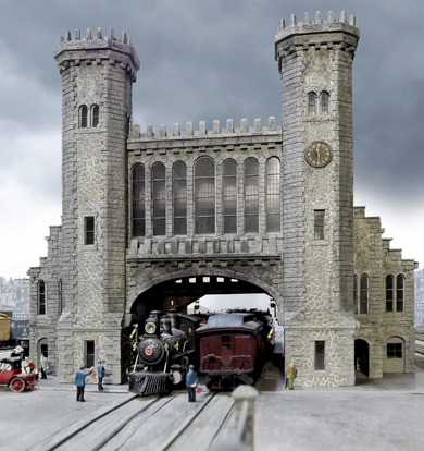 arkham train