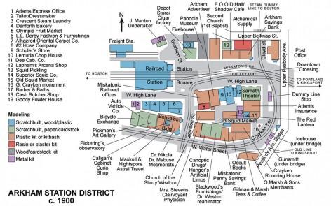 Arlham-station district