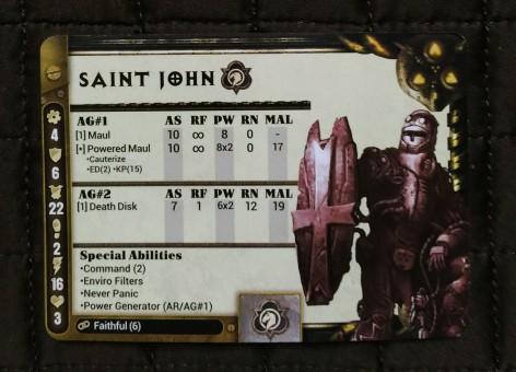 014 Dark Age Forsaken Saint John Unboxing 1