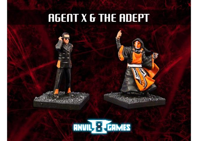 Aetherium Agents