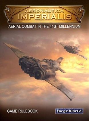 Battlefleet Gothic / Aeronautica Imperialis replacement ...