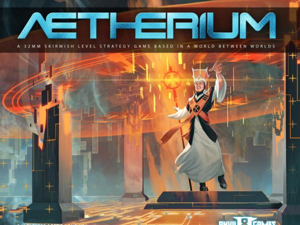Aetherium Cover