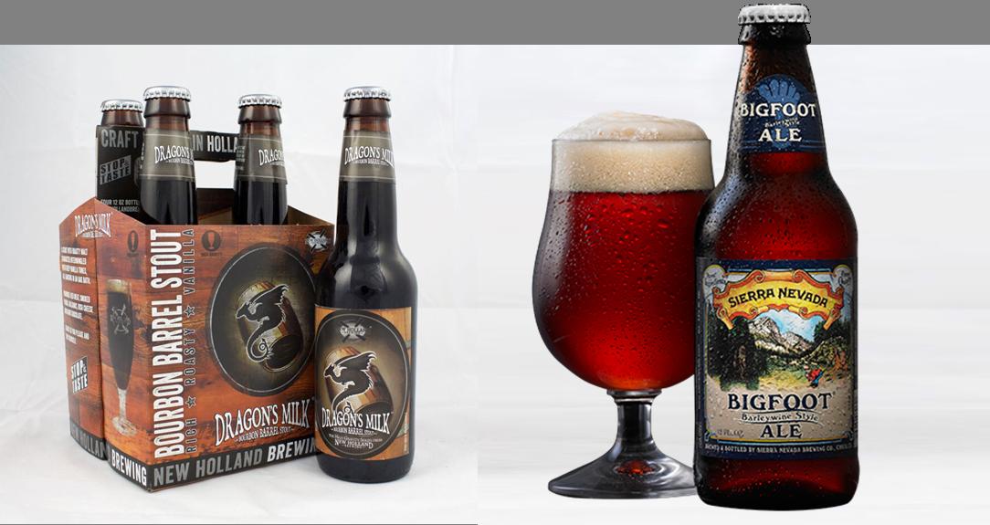 Beer Pair Hordes Trollbloods Legion of Everblight