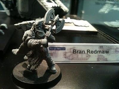 BranRedmaw model