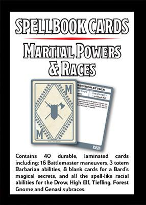 DD cards powers 2