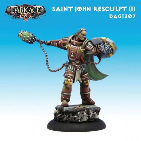 Dark Age aForsaken Saint John