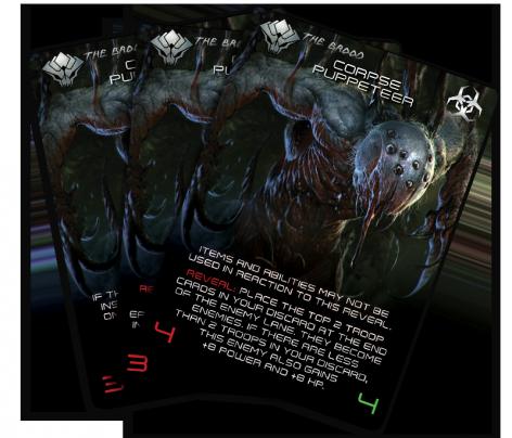 xenoshyft cards