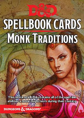 Monk Cards