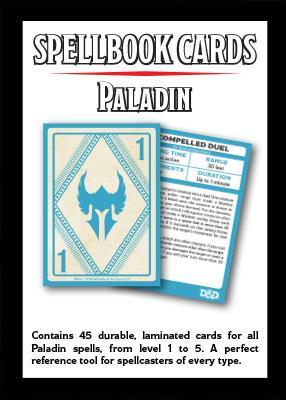 Paladin Cards 2