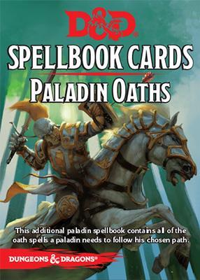 Paladin Cards