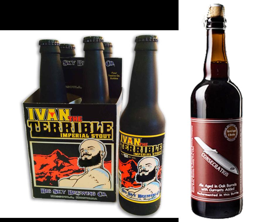Warmachine Khador and Protectorate Beer Pairings