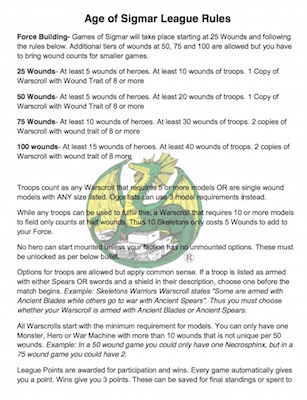 age-of-sigmar-dragonslair-ruleset