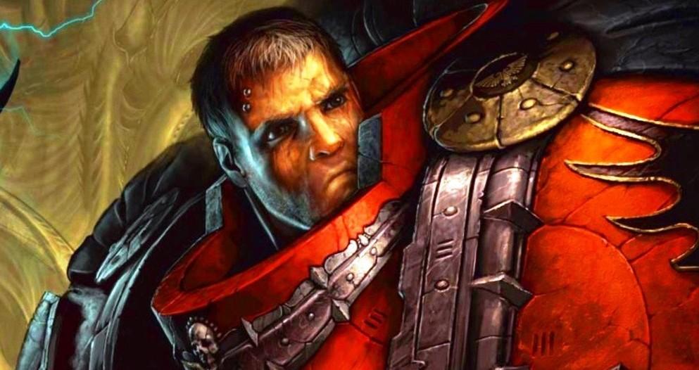 blood angels captain chapter legion