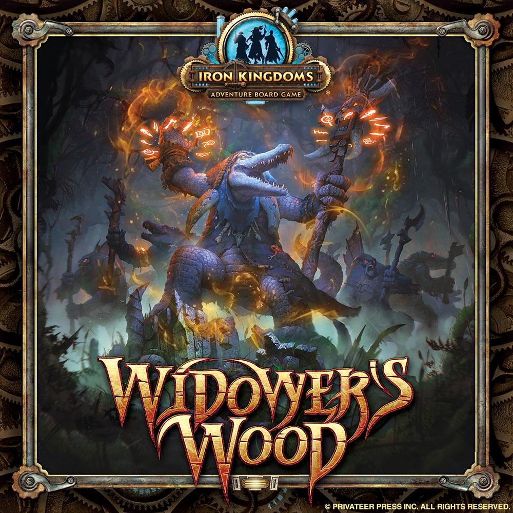 Widower's Wood Box Cover PP