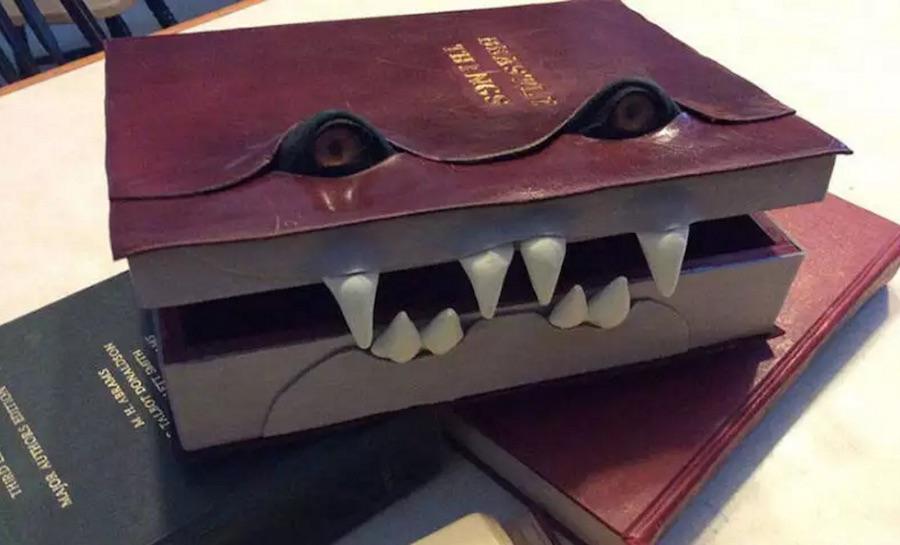 mimic book