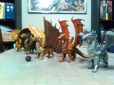 3d print dragons