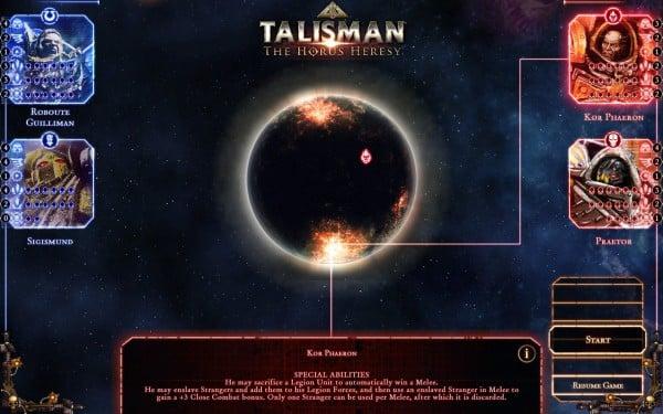Talisman HH 1
