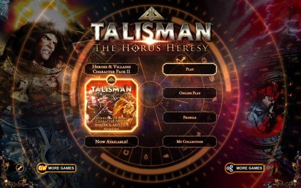 Talisman HH