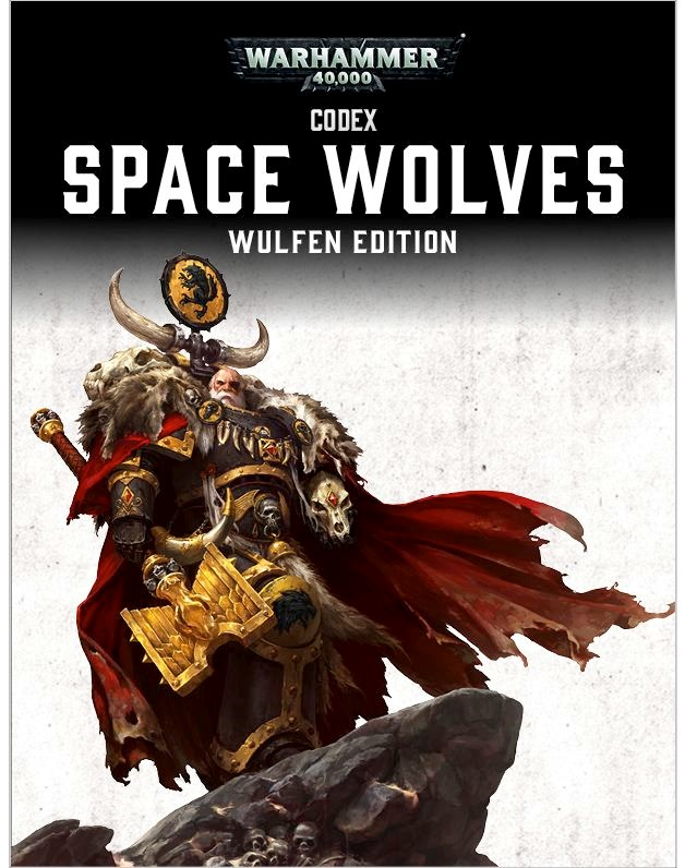 BLPROCESSED-Codex SW Wulfen Edition tablet Cover