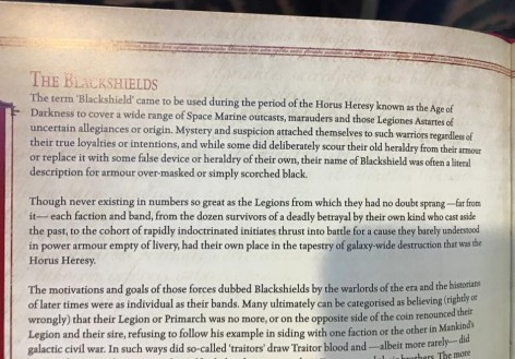 Black Shields