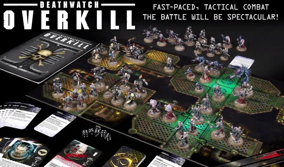 Deathwatch Overkill screen