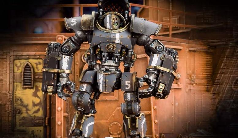 Domitar Battle-Automata