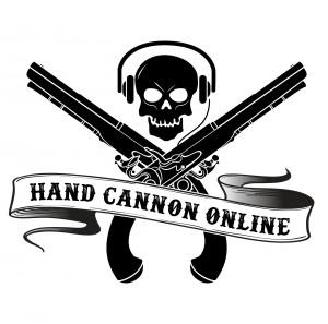 Hand Cannon Logo