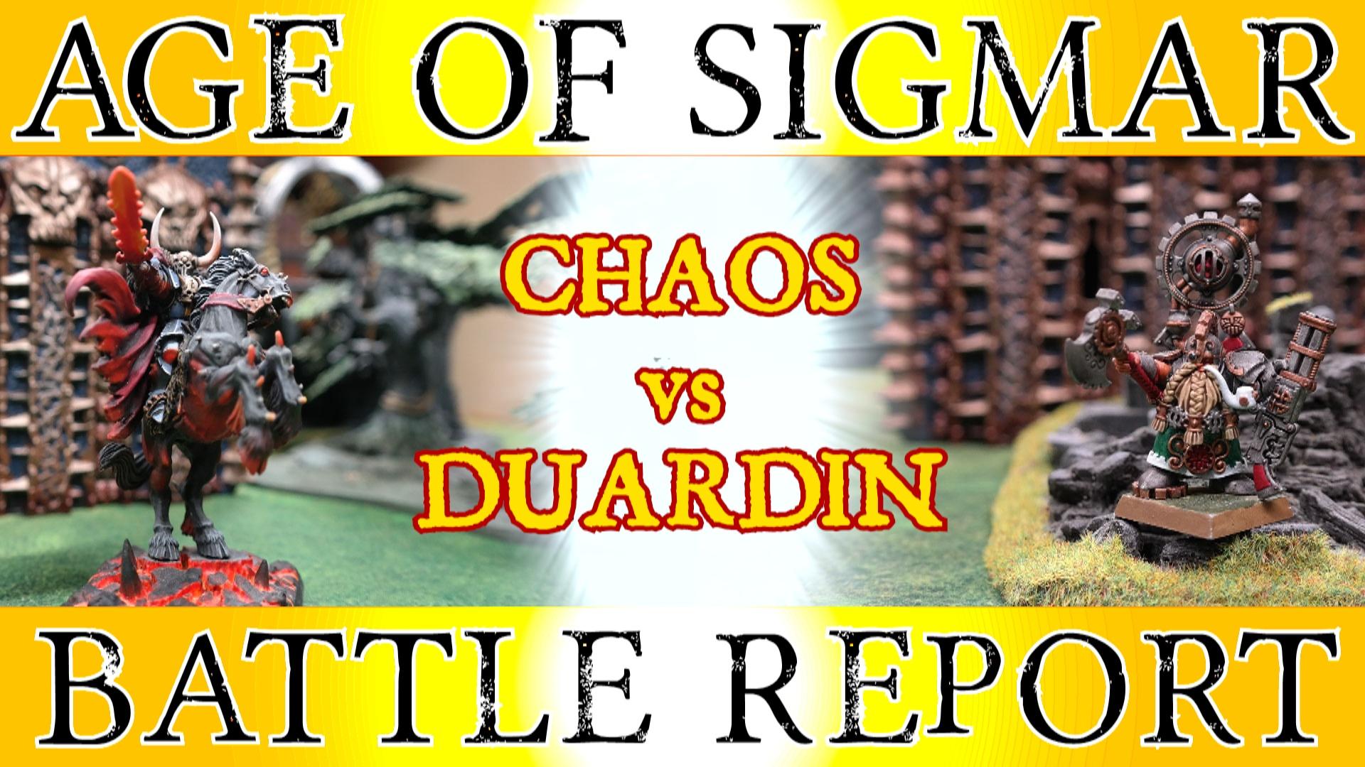 Fyreslayers vs Troggoths Age of Sigmar Battle Report ...