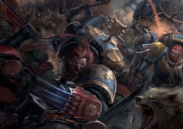 space wolves codex pdf download