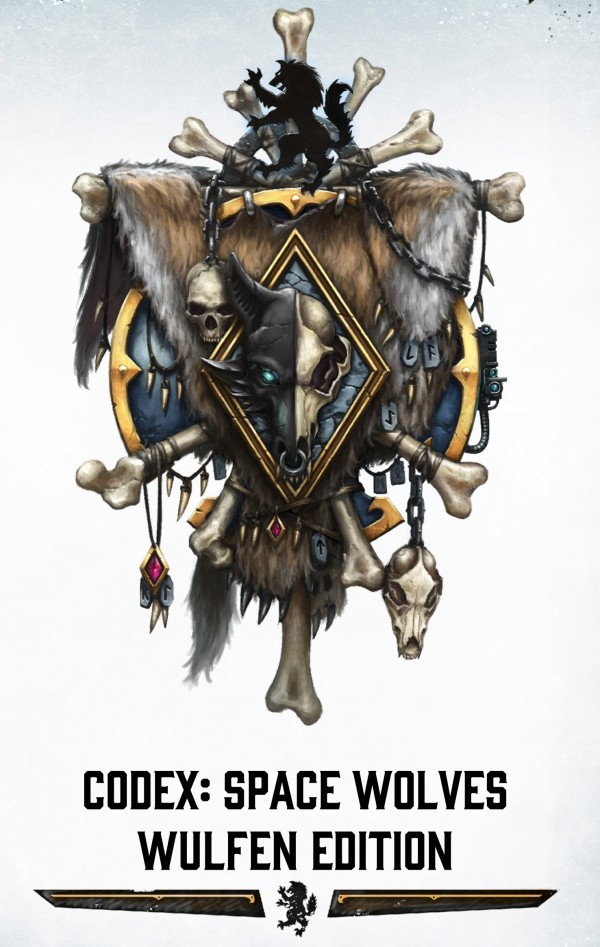 Space Wolves Wulfen Codex
