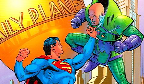 Superman-LexLuthor