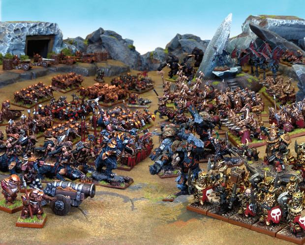 KoW battle