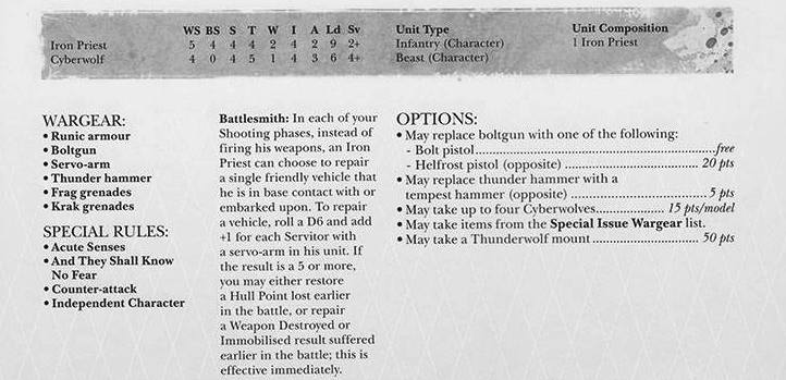 GW Says: Choose Your Own 40k Rules! - Bell of Lost Souls
