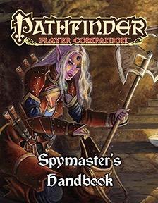 pathfinder-spymaster's handbook