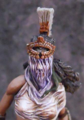 028 Arena Rex Medusa Paint