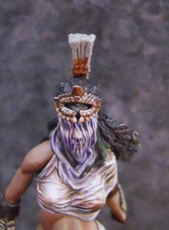 029 Arena Rex Medusa Paint