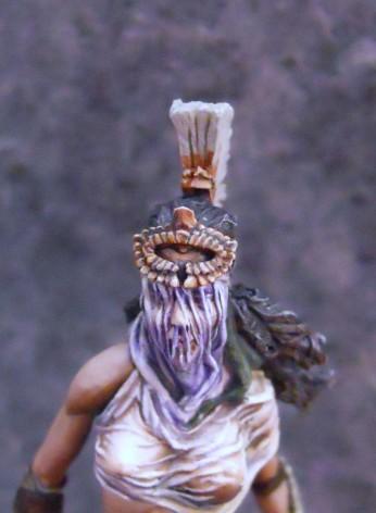 030 Arena Rex Medusa Paint