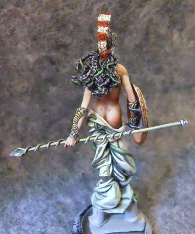 037 Arena Rex Medusa Paint