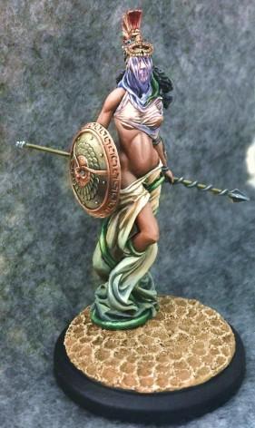 038 Arena Rex Medusa Paint