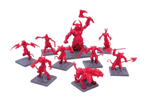 Infernal Crypt Mantic Miniatures
