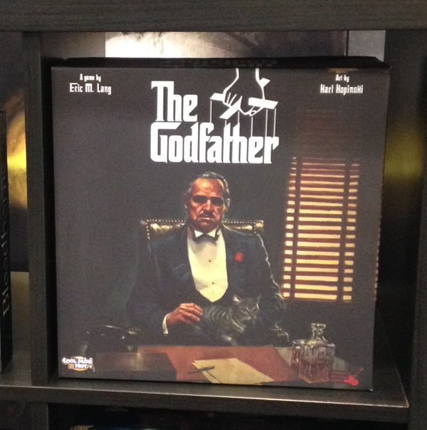 The Godfather Box