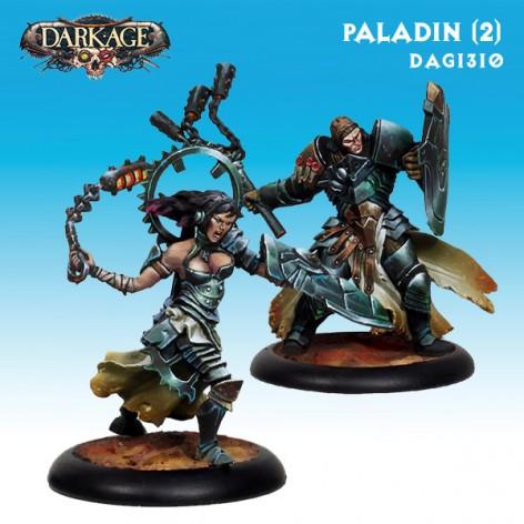 Dark Age Forsaken Paladin