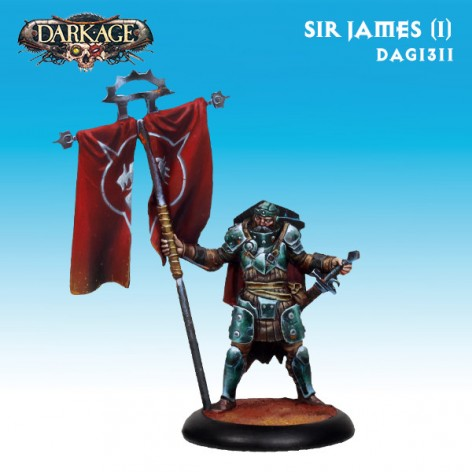 Dark Age Forsaken Sir James