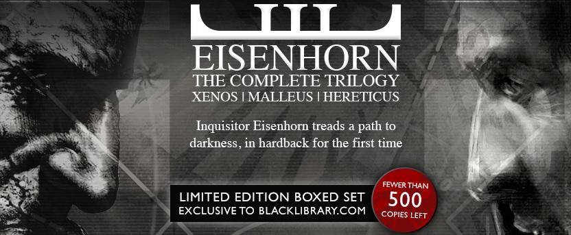 Eisenhorn Trilogy horz