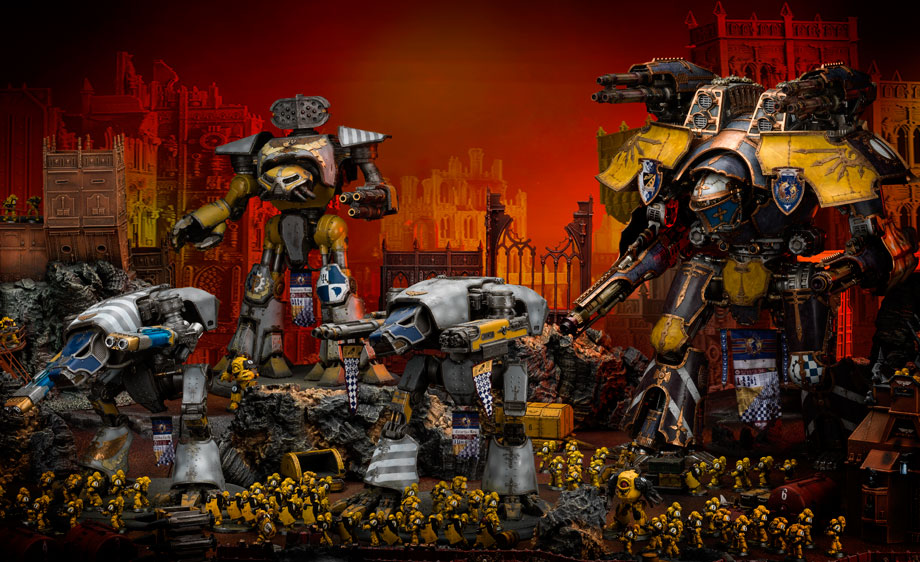 Forge World Titan