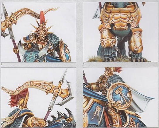 Stormcast Eternal Cav Age of Sigmar4