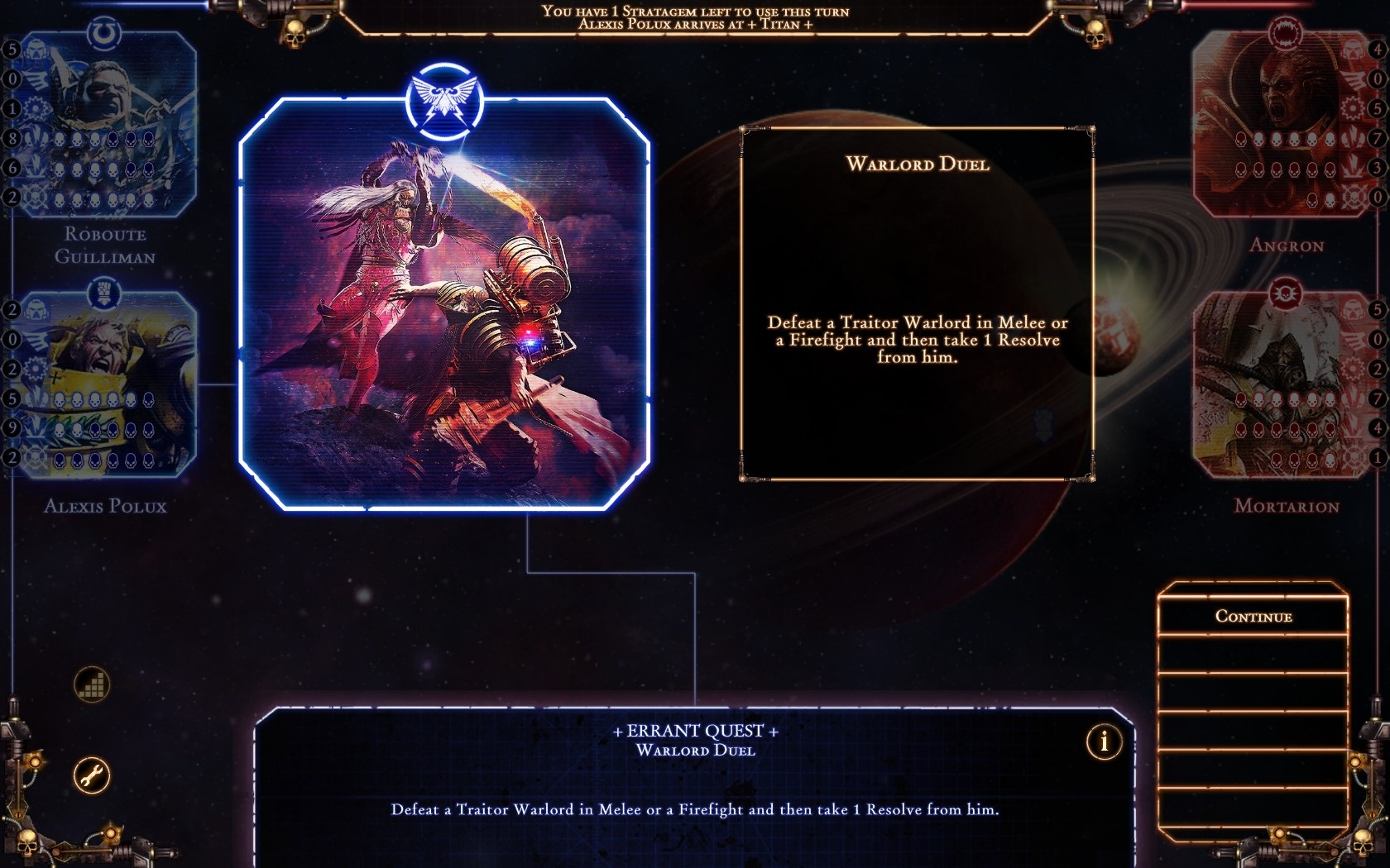 Talisman Horus Heresy 4