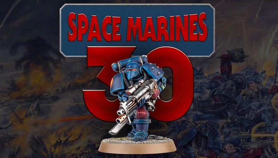 30th anniversary spacemarines-horz